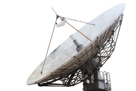 here s a detailed explanation on how a satellite dish works
