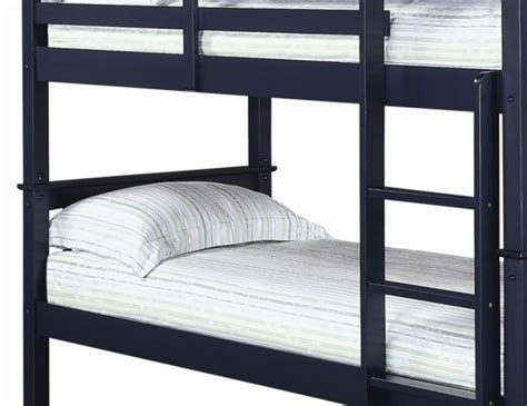 Navy Bunk Bed Albany Navy Blue Bunk Bed 3ft Uk Delivery