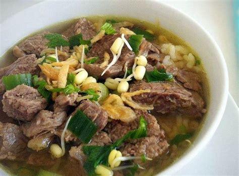 cara membuat soto ayam untuk balita resep soto daging sapi bening tanpa santan resep dan masakan
