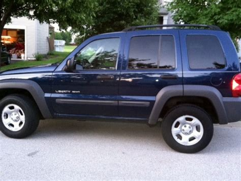 Jeep Liberty For Sale By Owner 2002 Jeep Liberty Sport For Sale By Owner Patch