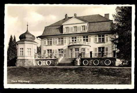 Postcard Lorch Blick Zu Haus Rheinberg Ferienheim