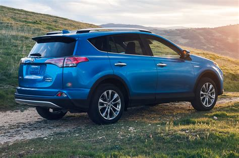 toyota usa 2016 2016 toyota rav4 hybrid reviews and rating motor trend