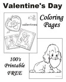 valentines card coloring pages