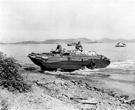 duck boat ww2 32 best images about historic dukw on pinterest the army