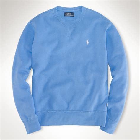 Crewneck Polos polo men s crewneck sweatshirt fashion ql