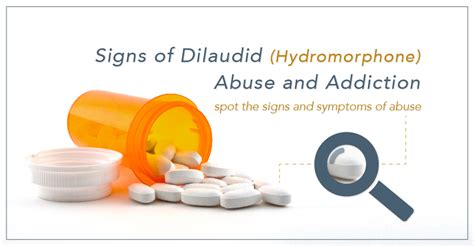 How To Detox From Dilaudid At Home by Signs Of Dilaudid Hydromorphone Abuse And Addiction