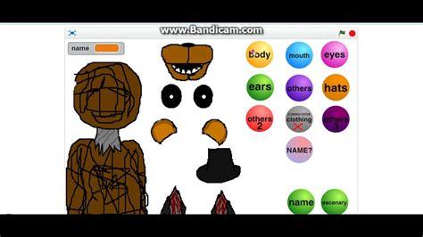 fnaf fan game creator fnaf animatronic creator youtube