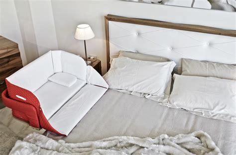 da agganciare al letto la 232 il posto ideale dove far dormire il nostro