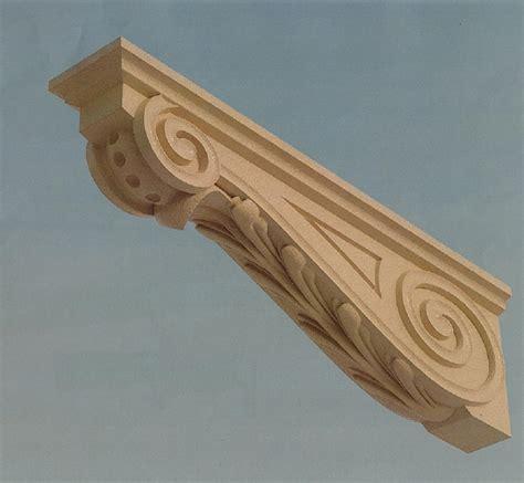 mensole per balconi eshop mensola sotto balcone ad uso estetico in