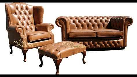 Chesterfield Sofa And Chairs Winchester Sofa S Furniture Sofas And Couches Thesofa