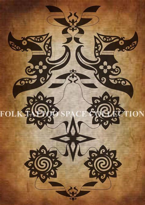 borneo tribal tattoo borneo zoeken pattern
