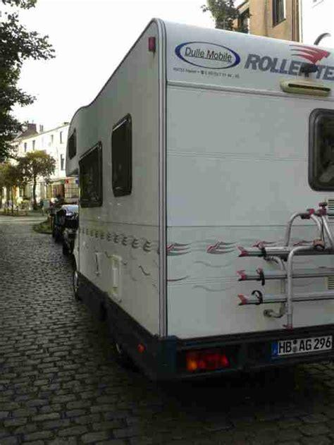 Roller Wohnmobil Gebraucht Kaufen by Wohnmobil Roller Team Wohnwagen Wohnmobile
