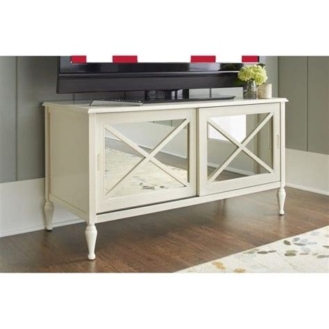 mirrored tv stand mirrored 48 quot tv stand tvs tv stands and target
