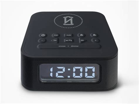 alarm clock charger voltnow dreamqi bluetooth alarm clock wireless phone
