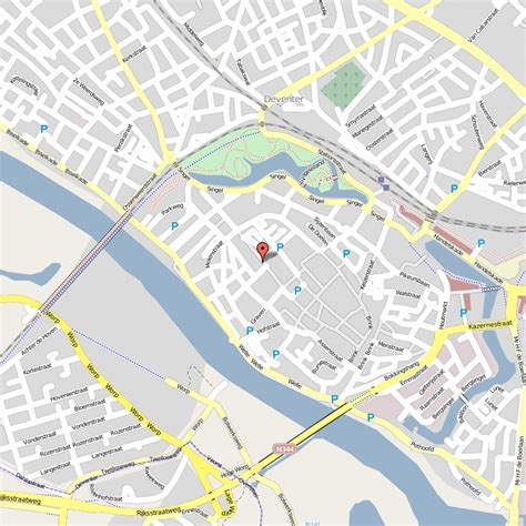 deventer netherlands map deventer map and deventer satellite image