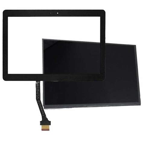 Lcd Samsung Tab 2 for samsung galaxy tab 2 10 1 p5100 p5110 lcd display touch screen digitizer replacement black