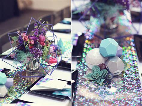 galaxy inspired wedding shoot modern wedding