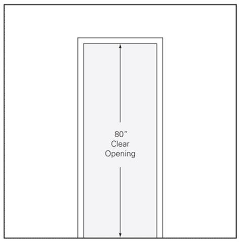 Interior Door Width Code Image Collections Glass Door Design Interior Door Width Code