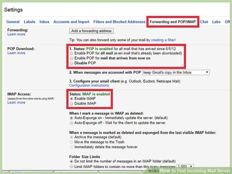 Can You Search By Email 5 Ways To Find Incoming Mail Server Wikihow