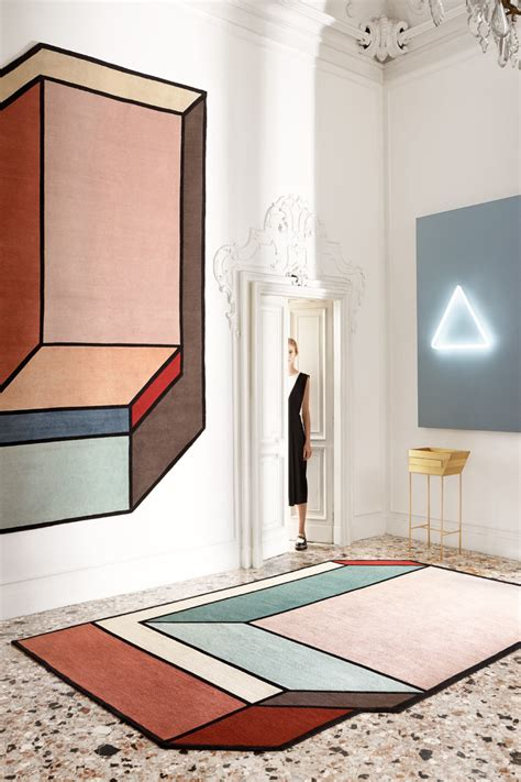 interior design carpets abstract rugs by urquiola for cc tapis design milk