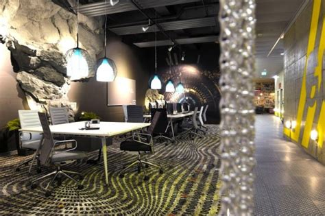 google zurich google repurposes a brewery in zurich and turns it into a vibrant office