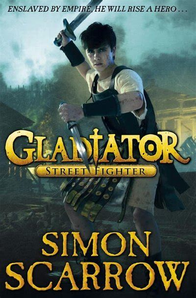 Second Novel Gladiator Fight For Freedom Simon Scarrow gladiator fight for freedom penguin books australia