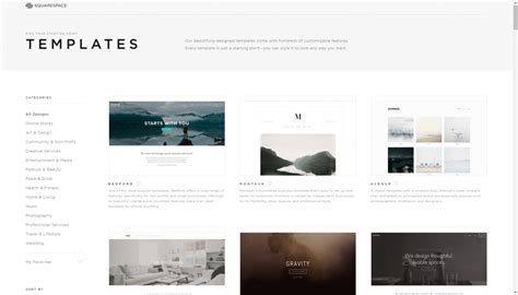 Squarespace Change Template squarespace review 2018 how to build a squarespace site