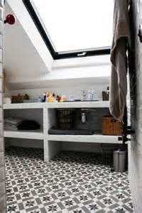 salle de bain sous pente et sous combles 224 la d 233 co craquante