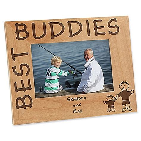 4 Inch Picture Frame by Buy Best Buddies 4 Inch X 6 Inch Picture Frame From Bed