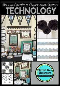 Technology Classroom Decorations by 1000 Images About Technology Classroom Theme On