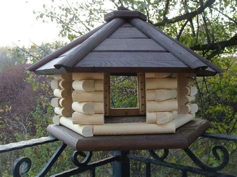 Vogelhaus Garten Deko by Xl Vogelhaus Vogelh 228 Uschen Garten Herbst Gartendeko Dunkel