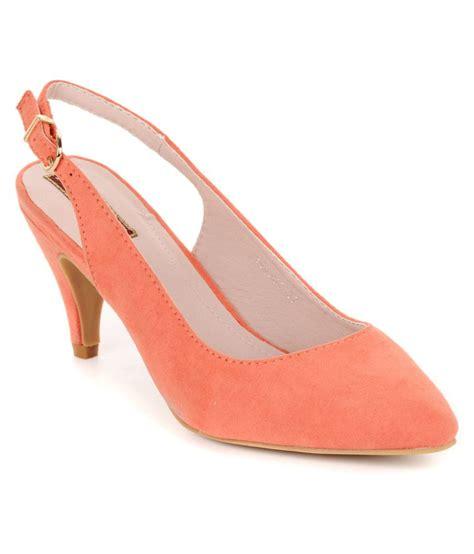 orange suede sandals flat n heels orange suede stiletto heeled sandals price in
