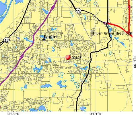 zip code map eagan mn 55123 zip code eagan minnesota profile homes