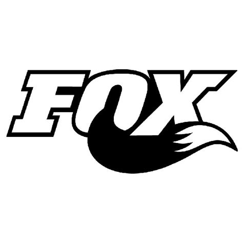 fox motocross logo fox logo 3