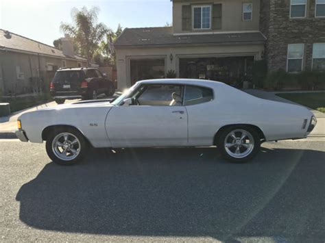 72 chevrolet chevelle 72 chevelle ss for sale chevrolet chevelle 1972 for sale