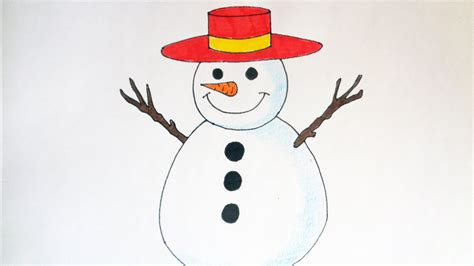 pictures of christmas stuff how to draw a snowman christmas stuff pictures youtube