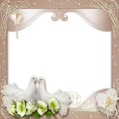 Wedding Background Frame Psd by Picture Frames Design Dove Wedding Picture Frame Ideas