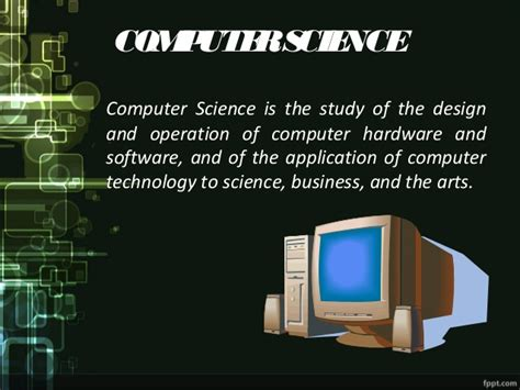 What Is Mba In Computer Science by What Is Computer Science