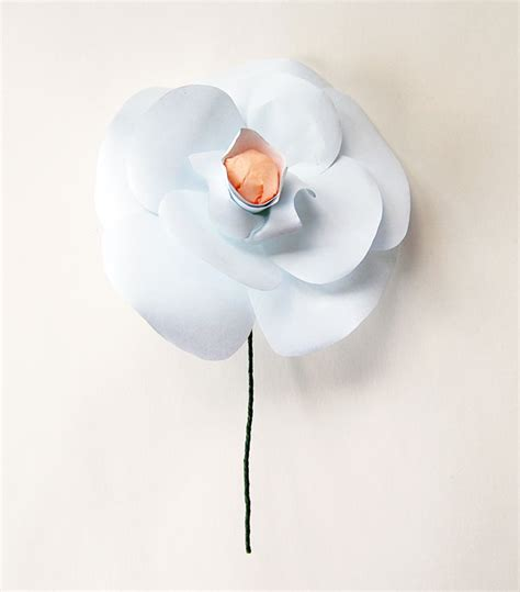How To Make Paper Boutonniere - how to make a boutonniere