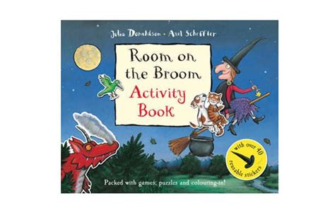 room on the broom activities 10 best activity books for room on the broom activity book 163 2 50 goodtoknow