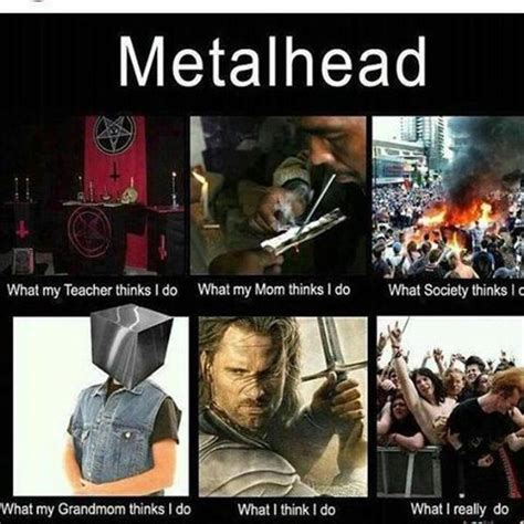 Metal Band Memes - 474 best metal memes images on pinterest funny images