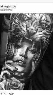 the 25 best tiger tattoo sleeve ideas on pinterest lion