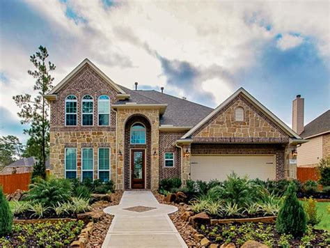 Small Homes For Rent Conroe Tx Barton Woods 60 New Homes In Conroe Tx Homes For Sale In