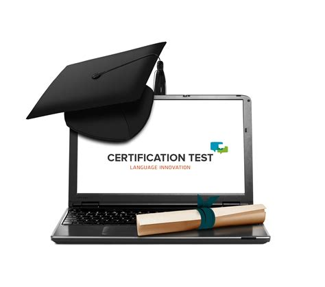 certificate test language level test for corporate dexway