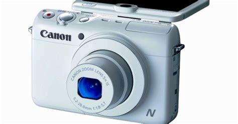 Kamera Digital Canon Powershot N100 canon powershot n100 kamera saku dengan dual kamera dan