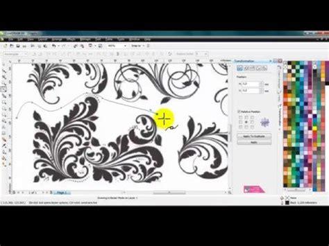 tutorial corel draw x4 bahasa indonesia image beberapa gambar atau foto tentang kumpulan model