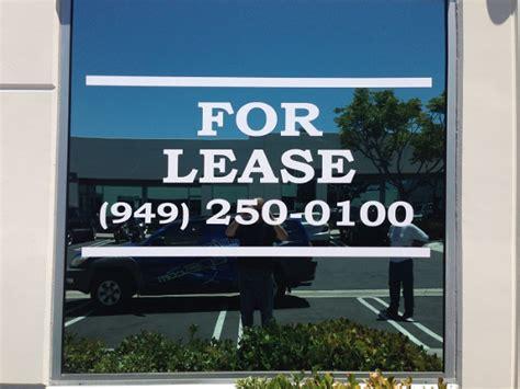 Property Management Companies Orange County Superior Signs Graphics Property Management Companies