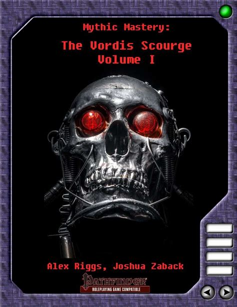 Mythic Volume 1 mythic mastery the vordis scourge volume i