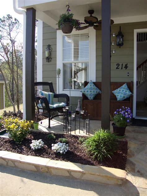 front patio decor ideas porches jard 237 n y muebles preciosos para la entrada
