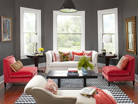 decorating a livingroom 20 colorful living rooms to copy hgtv